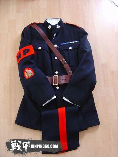 """RED CAP""————我收藏的英国皇家宪兵部队NO.1礼服服饰"
