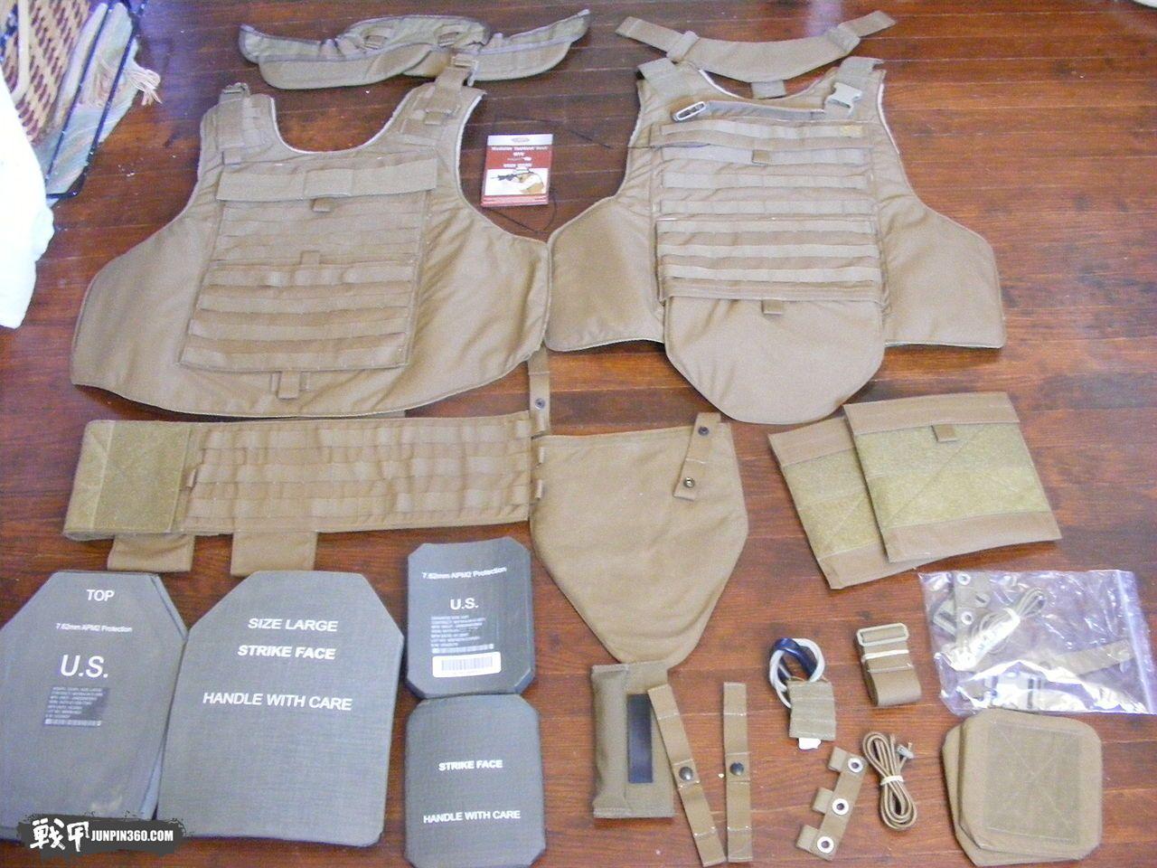 【防弹系列6】防弹系列谈之防弹衣——背心、AC、PC