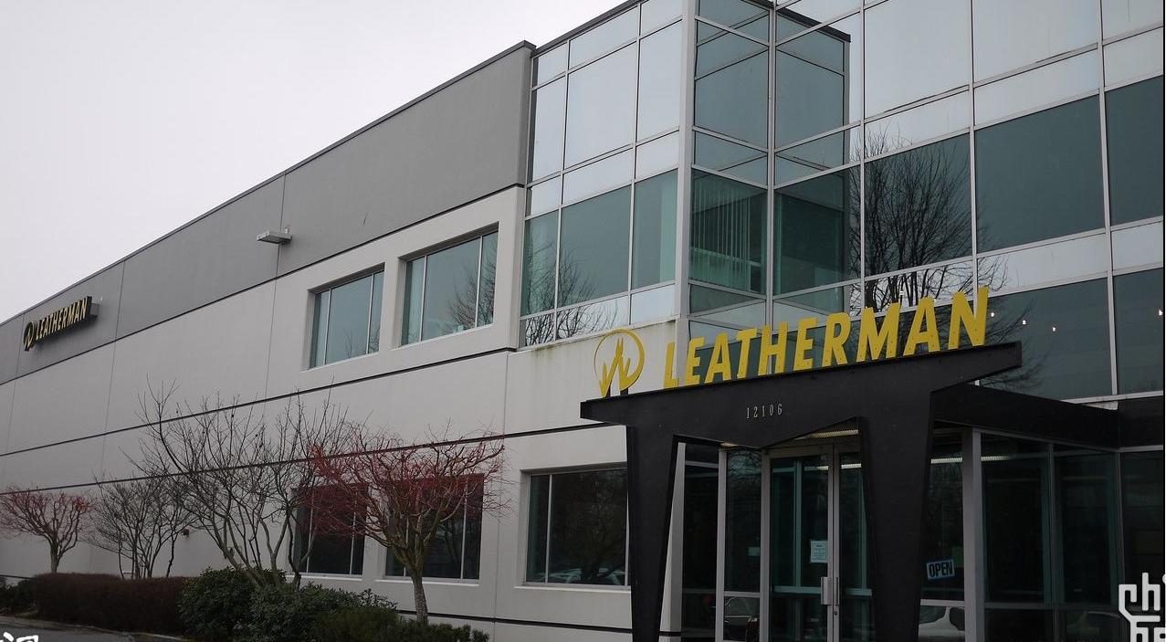 初次访问Leatherman工厂-工具是这样炼成的!(上)