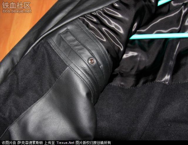 肩部,以及肩章的安装方式   左边 右边内口袋图片