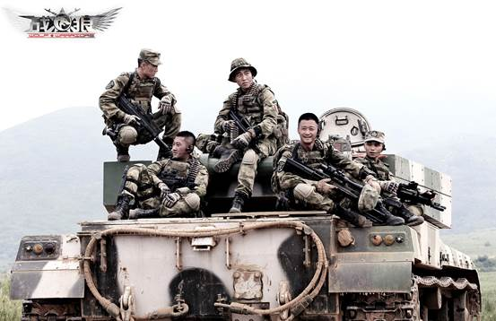 并没有你想象中的认真 ——从军事和电影浅谈《战狼》