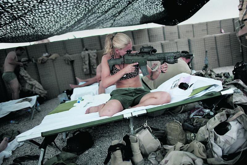 北欧勇士——瑞典军队掠影(2)训练与装备