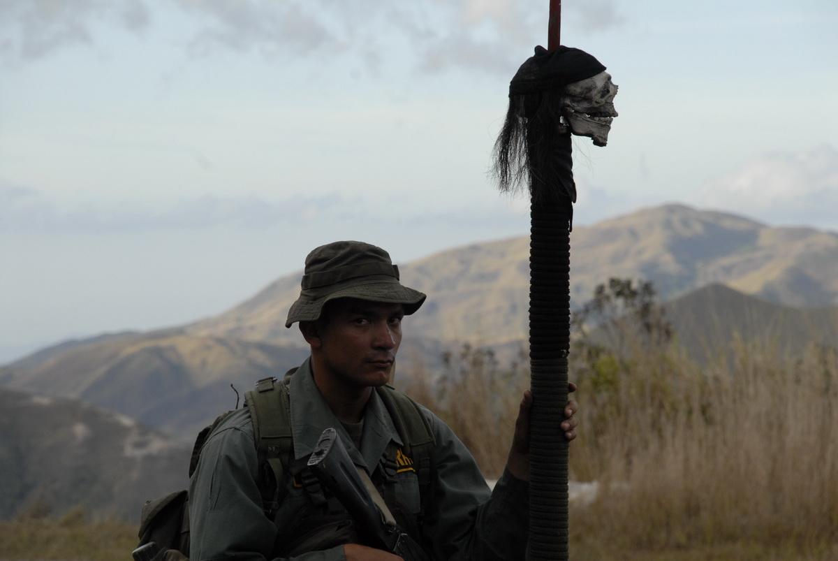 """""""猎物""""岁月——委内瑞拉""""猎人学校""""亲历(二)"""