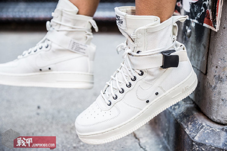 Nike Special Field Air Force 1 On Feet