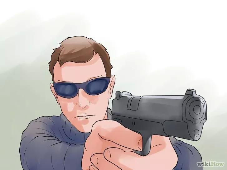 靶场需要了解的手枪安全性和准确性射击的知识
