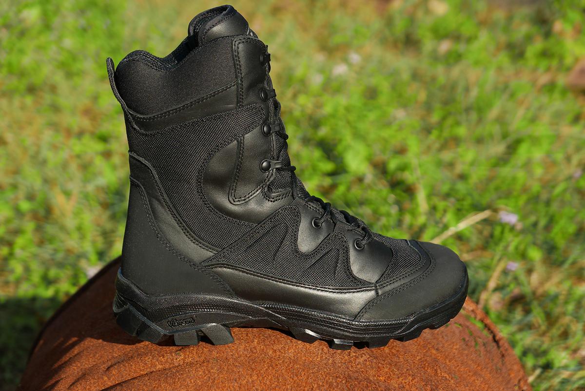 君洛克 D11088V 作战靴评测