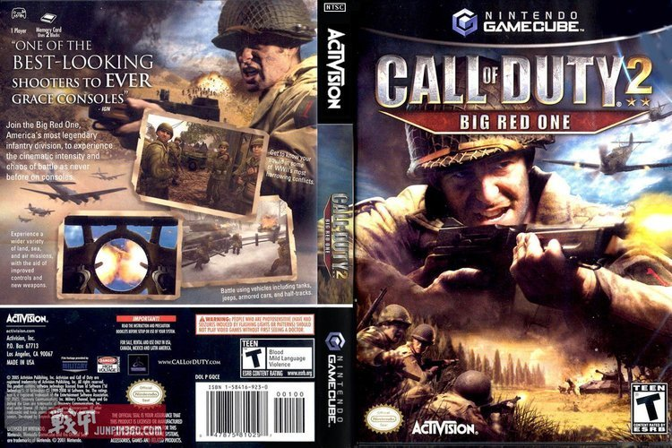 Call of Duty 2 Big Red One.jpg