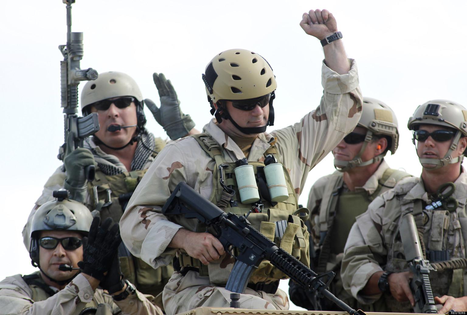 战甲专栏·?#20570;?#35762;特种作战系?#26657;?#21333;兵战斗技能与装备(3)