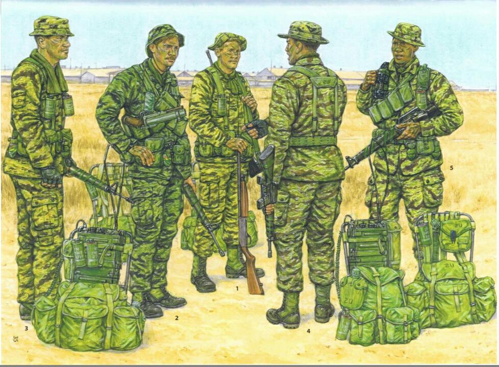 特种作战分队的基础小部队战术——战术基本知识(2)