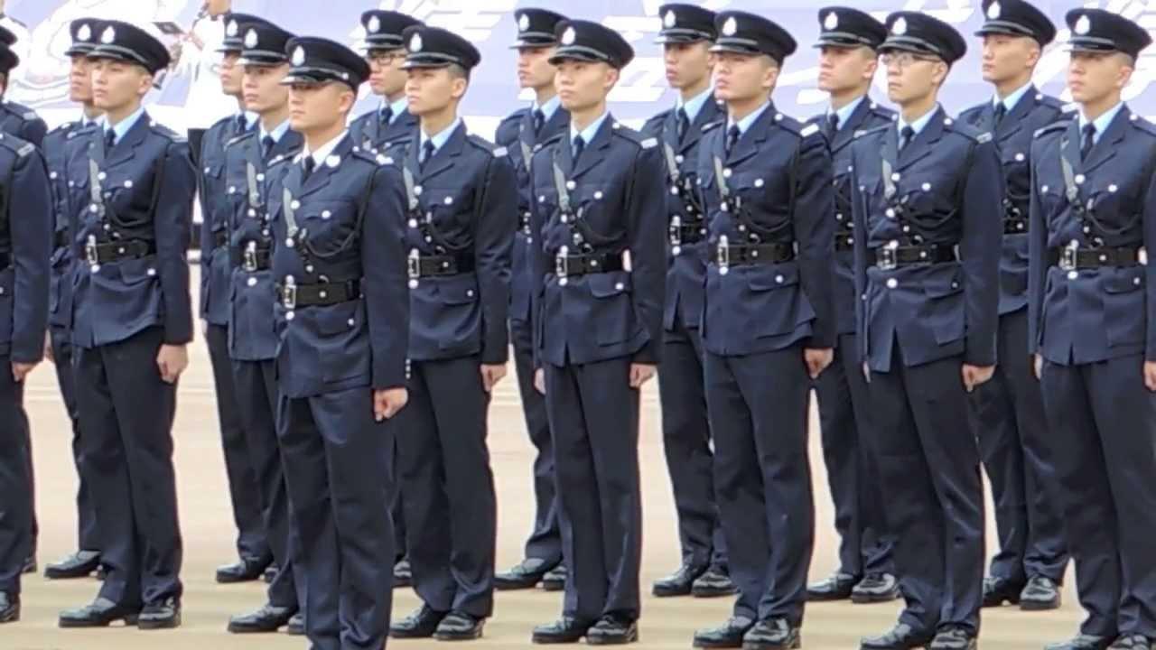 《学警雄心》——漫谈香港警察学院学警