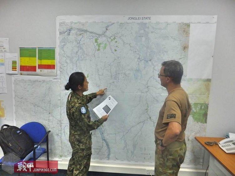 参与海外维和的女性自卫官.jpg