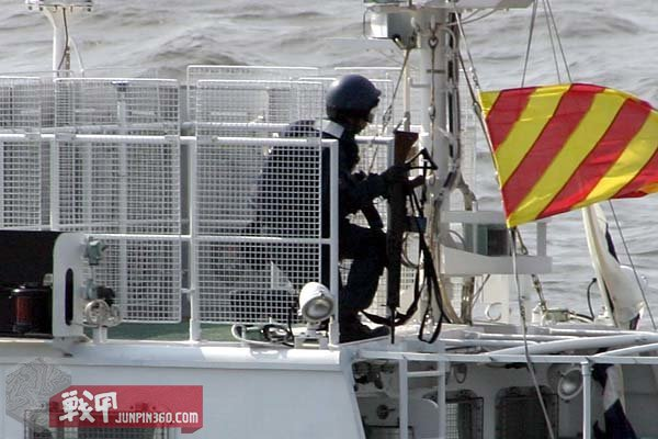 2005年时拍到海上保安厅使用该款步枪的照片.jpg