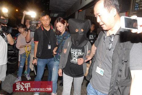 5 香港一妇人电疗猝死 警方拘捕保健中心负责人.jpg