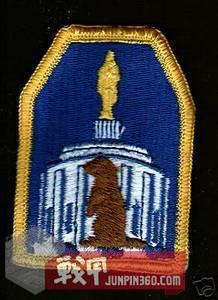 俄勒冈州陆军国民警卫队的第一款臂章.jpg