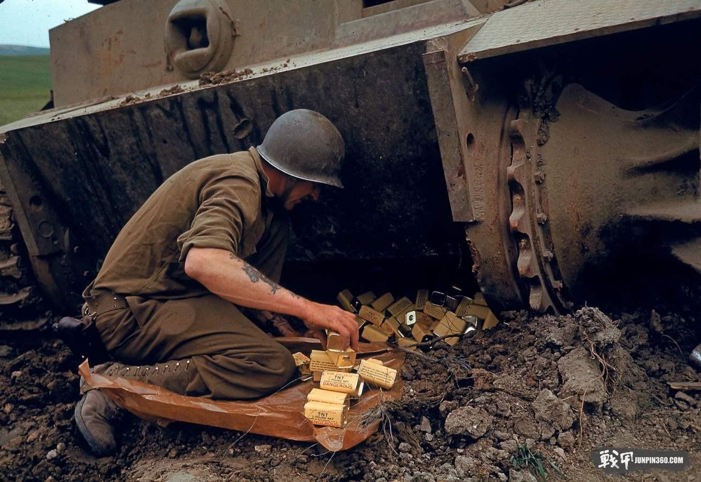 二战美军高清彩色照片[27p]