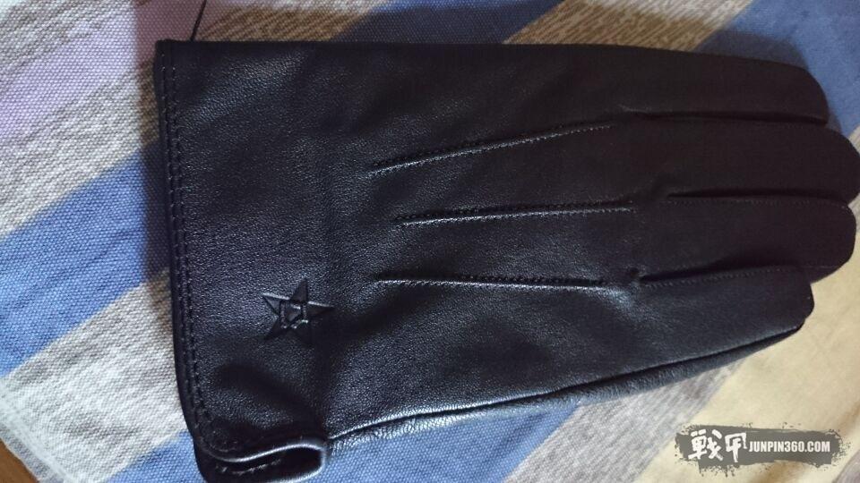 解放军07军官常服手套14年款简评图片