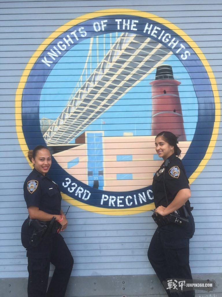 纽约市警察局女警