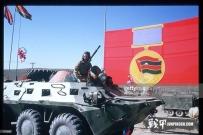 依依惜别的深情--1988年苏军撤离阿富汗