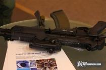 圣诞节突发新闻:A545成为毛子同时列装的第二款自动步枪