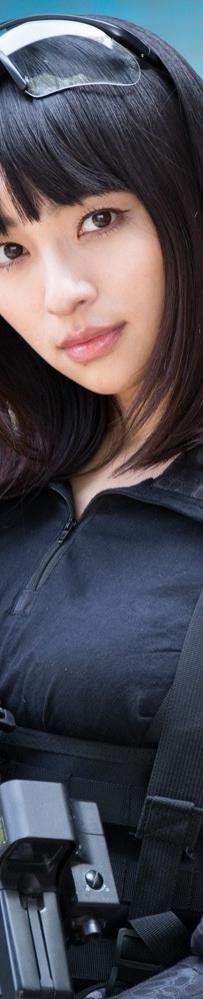 日本WARGMAE女玩家 高颜值的水崎綾女