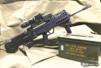 加拿大民间魔改中国97步枪
