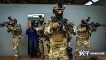 巴西联邦警察战术作战司令部宣传海报