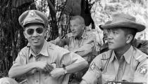 1953年国军撤离缅甸
