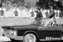 1968年美国特勤局轻武器实用射击训练,总统保镖就是这样练的