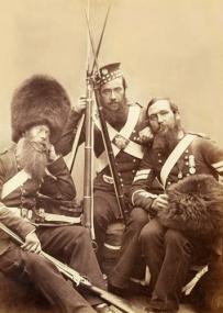 克里米亚战争老照片1853-1856
