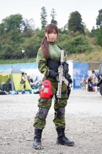 日本玩Wargame的妹子:乙夜