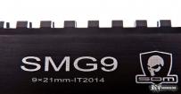 国外测试中国SDM SMG9冲锋枪 极限环境精度仍优秀