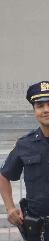 纽约警察局的沙展们 NYPD sergeants