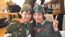 龙骑兵2014·女军迷