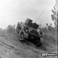 上世纪30年代美国步兵装备