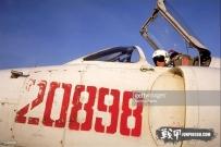 1988年杭州解放军空军用机场,不一样的感觉