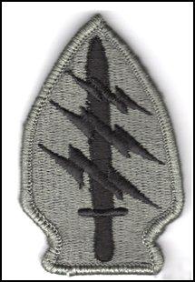 美国陆军特战司令部及旗下各单位臂章图鉴与实物鉴赏