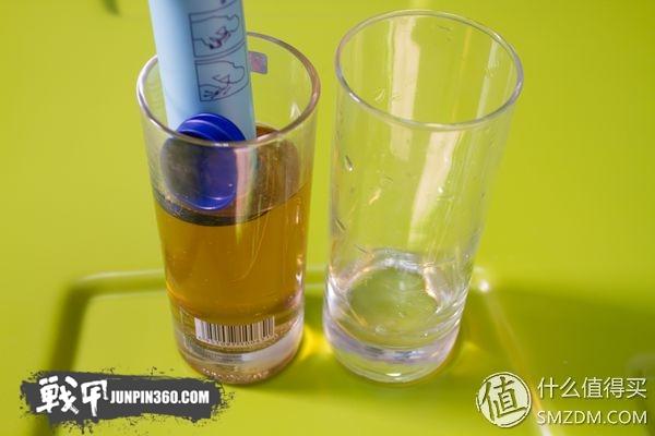 户外饮水神器:LifeStraw Personal Water Filter 生存净水吸管,重口味测试!
