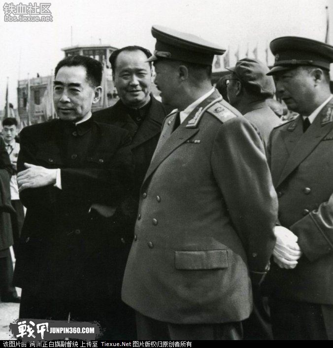 """图析55式初期的""""二号礼服""""、""""三号礼服(组图)"""