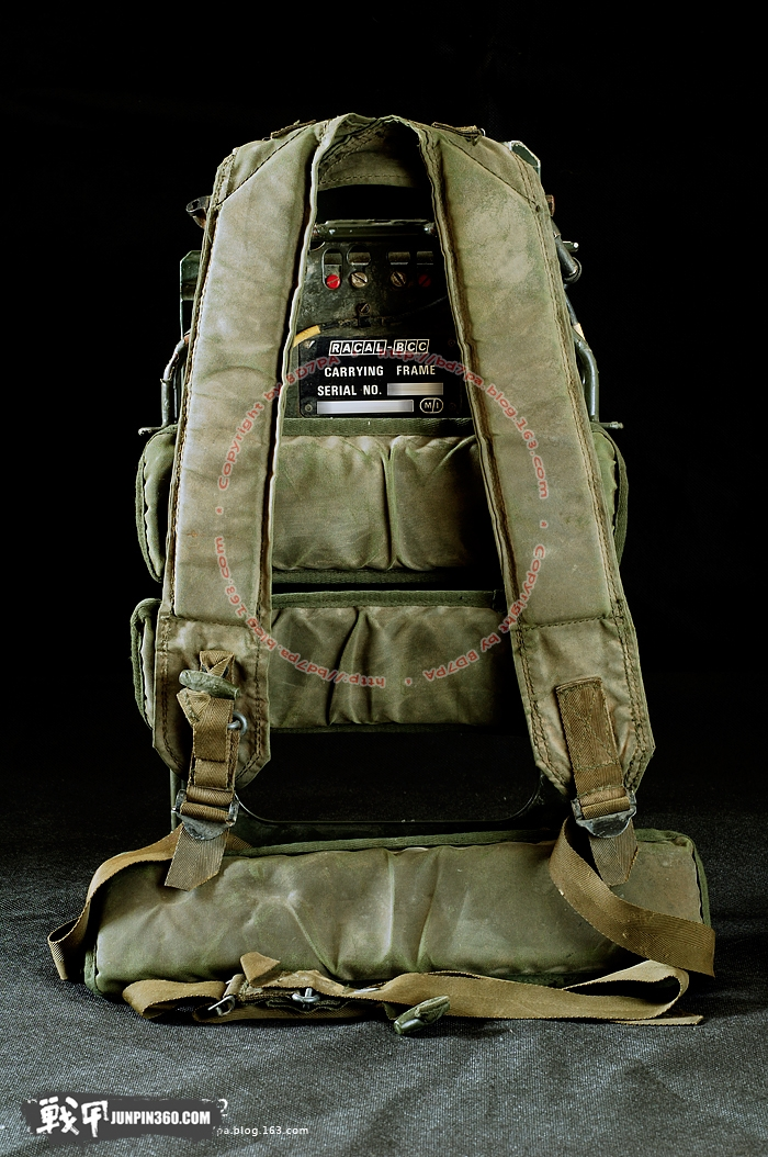 VRC-352 (PRC-351) 外军背负战术电台  入手 (編寫中,未完) - BD7PA - BD7PAのアマチュア無線の専門誌