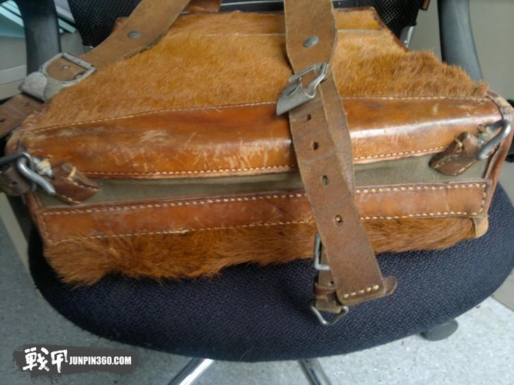 二战德军信号员的背包 - lianshangzheng - 大熊的博客