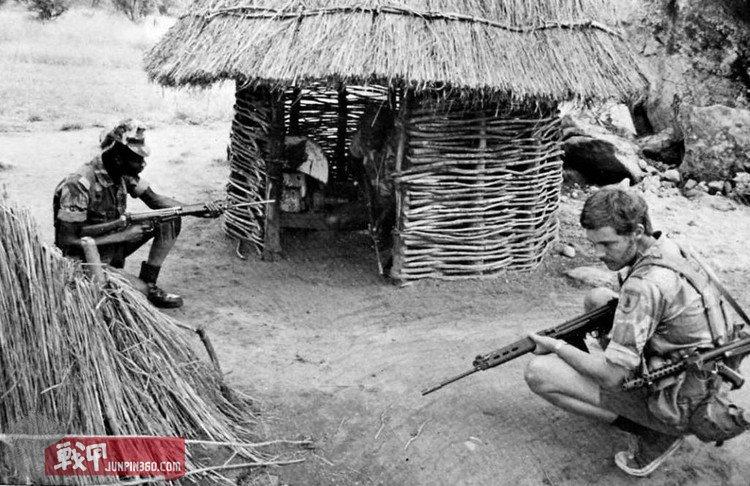 美国雇佣兵在非洲 - 装备与生存 - 装备与生存