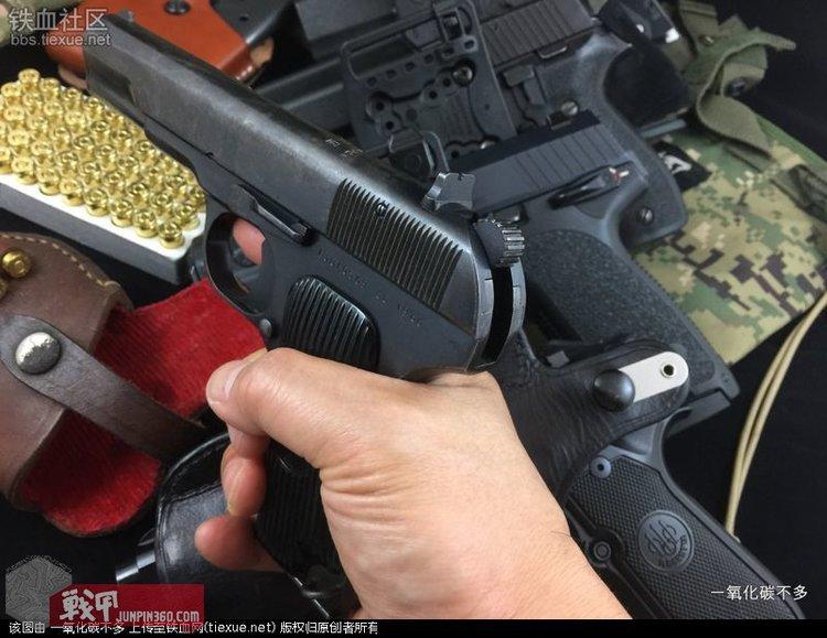美式C1和中式C3携枪法那个强?-实用射击科普之历史篇(上)