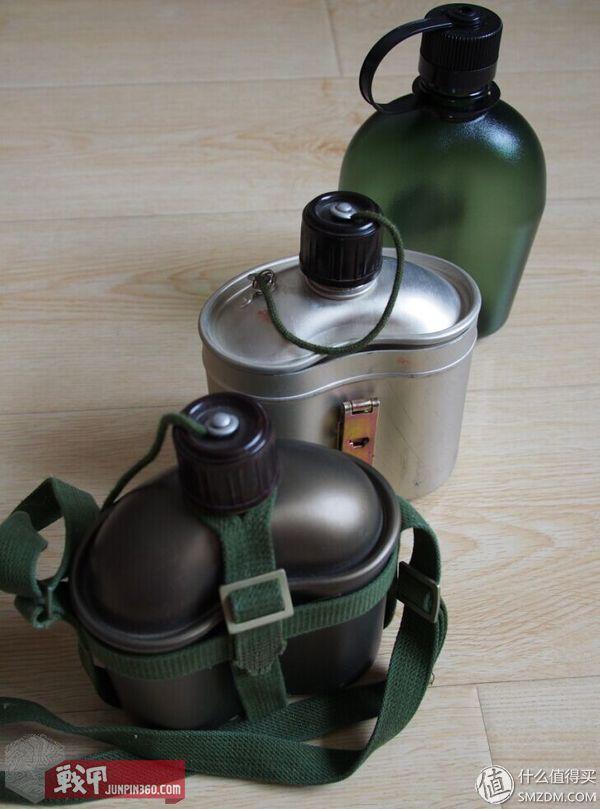 nalgene 黑鹰水壶与78水壶、83水壶对比