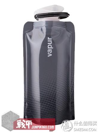 可以放进口袋的水壶:Vapur 便携水壶