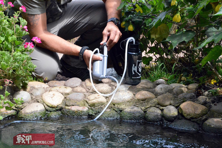 Urban Water Filtration