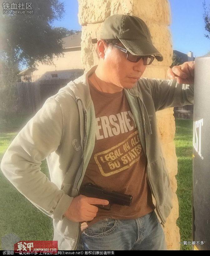 电影杀神中奇努里维斯的极限射击-实用射击科普篇