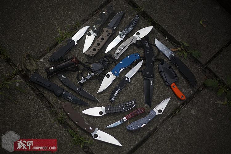 everyday carry edc knife list best folding knives
