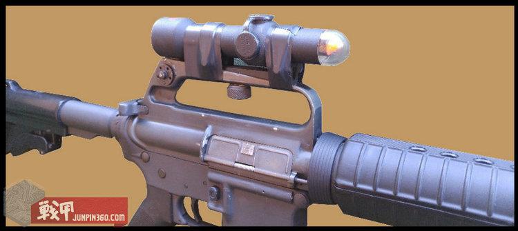 SOF卡宾枪:比较山西GAU-5A/A与M4A1 CQBR(第1部分) - 1stCAVDIVARTY - 1stCAVDIVARTY的博客