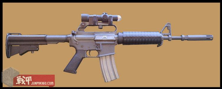 SOF卡宾枪:比较山西GAU-5A/A与M4A1 CQBR(第2部分) - 1stCAVDIVARTY - 1stCAVDIVARTY的博客
