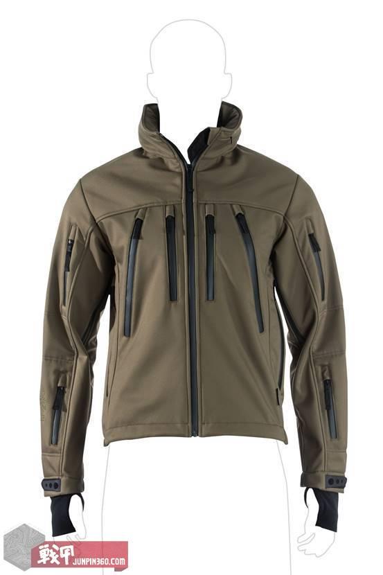 说明: D:\previous of some productes\UFpro\UF PRO copy\UF PRO Product Images\1. Jackets\Delta Eagle Softshell Jacket\Delta Eagle Softshell Jacket Olive front view.jpg